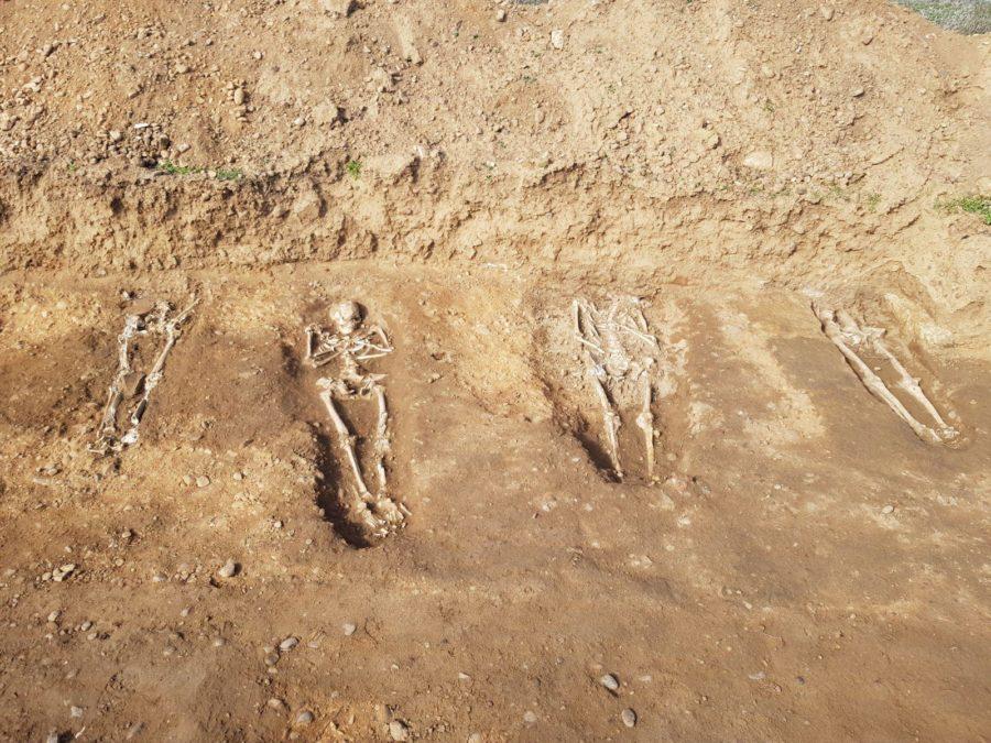 El PSOE de Sahagún exige a la Junta incluir en los presupuestos una partida para iniciar las excavaciones en el yacimiento arqueológico de Galleguillos de Campos