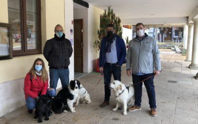 El PSOE de Sahagún pide al Ayuntamiento la creación de un parque canino