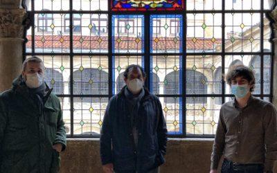 El PSOE de Sahagún urge la restauración del ingente patrimonio de Grajal de Campos