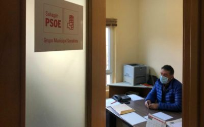 El PSOE de Sahagún denuncia que la alcaldesa incumple con pymes y autónomos un año después de anunciar ayudas