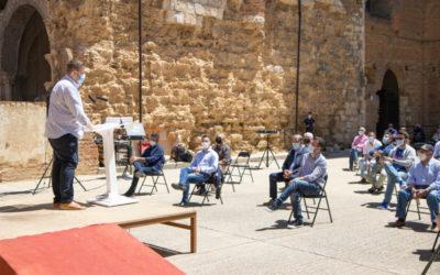 El Gobierno de España se vuelca con el patrimonio de Sahagún con 1,5 millones de euros